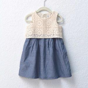 NEW Gap Toddler Girl Dress, Size 3